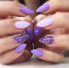 light purple nails best 25 purple nail designs ideas on