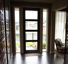 Exterior Doors With Glass Panels by 4 Panel Glass Entry Door Btca Info Examples Doors Designs Ideas