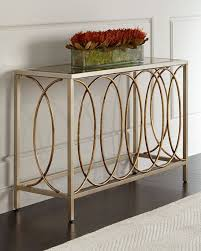 Living Room Console Table Mirrored Chests U0026 Living Room Cabinets At Neiman Marcus Horchow