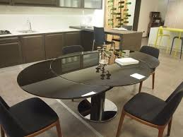 tavoli per sala da pranzo tavolo rotondo allungabile moderno tavoli per sala da pranzo