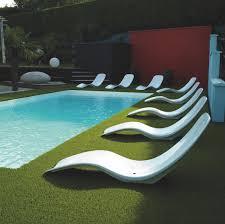amenagement exterieur piscine pieds nus au jardin extérieurs design