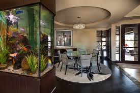 dining room table fish tank modern round dining dining room modern with fish tank fish tank