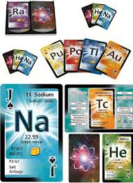 high chemistry periodic table periodic playing cards periodic tables pinterest periodic