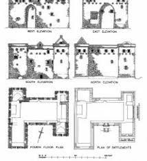 Himeji Castle Floor Plan Concentric Medieval Castle Floor Plans Also Himmelfarb Gwu Edu