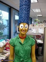 Simpson Halloween Costumes Marge Simpson Costume