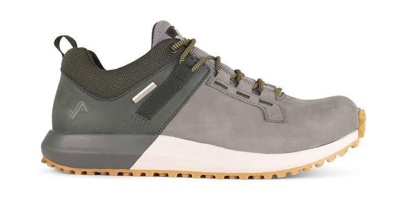 Forsake Range Low Hiking Boot Olive/Grey Medium 10 MSS18RL2100