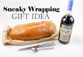 Housewarming Gift Ideas For Guys by Sneaky Way To Wrap A Gift Hide Anything Great For Parties