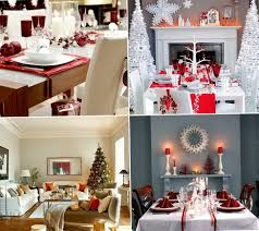 5 christmas home decorating ideas home interior design kitchen 1 red and white interior