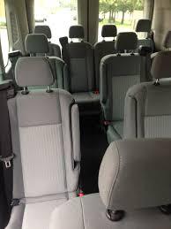 Ford Transit Interior Bristol Car And Truck Rentals New Ford Transit Passenger Vans