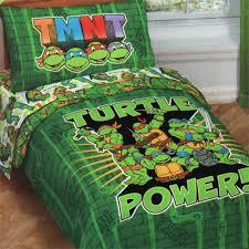 amazon com nickelodeon teenage mutant ninja turtles bed set for