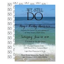 vow renewal invitations we still do wedding vow renewal invite zazzle