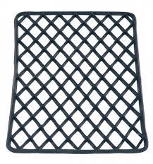 réf 5152 tapis extérieur grille pvc 60 x 35cm brosserie