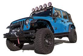 jeep wrangler unlimited flat fenders rugged ridge 11620 10 all terrain flat fender flares for 07 17