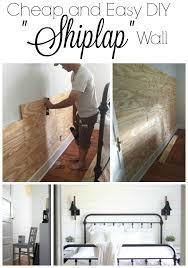 best 25 faux shiplap ideas on pinterest diy shiplap walls ship