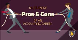 10 must know pros u0026 cons of an accounting career