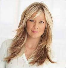 astonishing preferred hairstyles for 50 year old woman with long