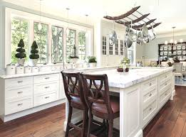 kitchen island with hanging pot rack awesome hanging pot rack decorating ideas images interior design