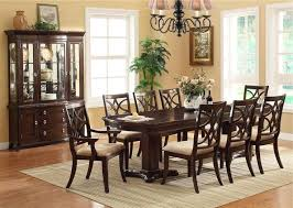 China Cabinet And Dining Room Set Dining Room Ashley Furniture 10 Pc Dining Room Set W China