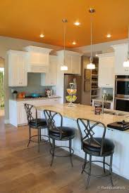 Best Paint Colors For Ceilings Images On Pinterest Painted - Decorative wall painting ideas for bedroom
