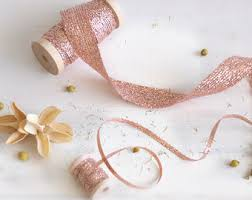 gold metallic ribbon metallic ribbons trims craftywoolfelt