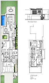 bungalow traditional house plan 56502 narrow lot house plans