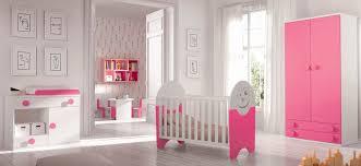 chambre bb fille chambre de bébé fille complète small et blanc glicerio so nuit