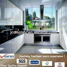 Made In China Kitchen Cabinets by High Gloss White Lacquer Finish Kitchen Cabinets Design For Sale