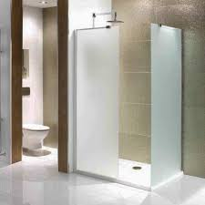 Shower Door 700mm Volente Frosted Walk In Shower Enclosure 1200mm X 700mm Uk