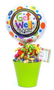 get well soon gift 309 get well soon gift pot poetry in flowers