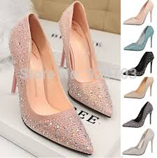 where to buy wedding shoes buy 2015 rhinestone thin high heeled bridal wedding shoes