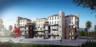 Apartment Designs Apartment Designing Thiruvananthapuram 3d Power