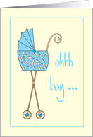 we re expecting a boy announcements from greeting card universe