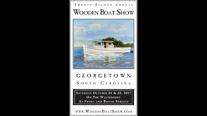 2017 georgetown wooden boat building challenge youtube