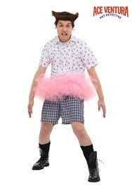 Ace Ventura Bathroom Ace Ventura Tutu Costume Walmart Com