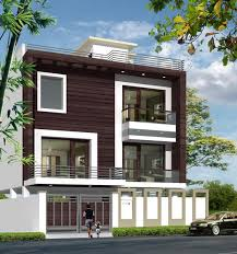 Modern India House Design With Free Floor Plan Kerala Home Design