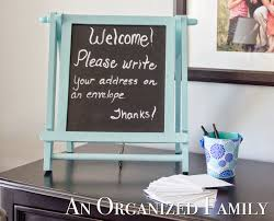 an organized family project a modern country baby shower