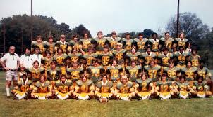 thanksgiving day 1976 rockwood high football alumni association 1976 state champs
