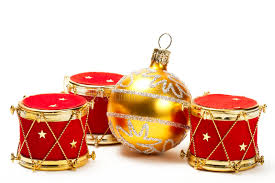 and drum ornaments stock photo image of