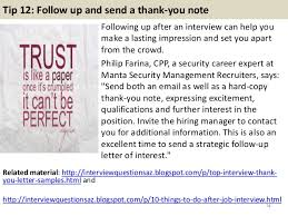 thank you letter after interview with multiple interviewers top 52 human resources assistant interview questions and answers pdf