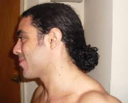 wavy long hair awkward stage men ask rogelio grow long curly hair as a male the lifestyle blog