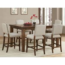 Dining Room Wood Tables Best 25 Counter Height Dining Table Ideas On Pinterest Bar