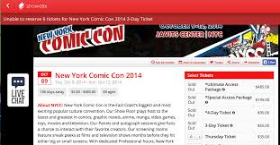 new york comic con ticket sales what went wrong the insightful