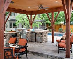 outside kitchen design ideas 17 stunning covered outdoor kitchen design ideas style motivation