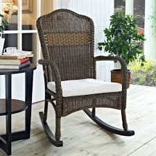 Patio Rocking Chairs Metal Chair Outdoor Rocker Set Wrought Iron Patio Chairs Black Porch