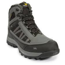 men u0027s snow boots winter boots for men trespass uk