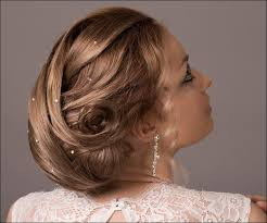 bridal hair bun bridal hairstyles 38 gorgeous looks for this wedding season