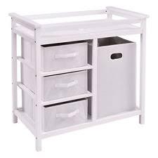 nursery changing tables ebay