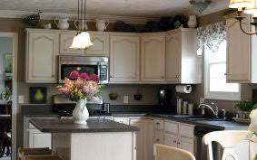 above cabinet ideas cabinet s top photo 1 kitchen decorating ideas above cabinets