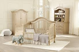 Davenport Convertible Crib Davenport Toddler Bed Collection In Vanilla Truffle Finish Home