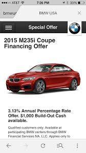 bmw financial services na llc 1000 build out thru july 31 for 2014 modelss only